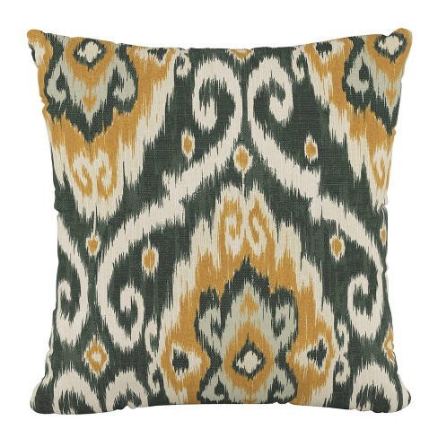 Outdoor Throw Pillow Ubud Graphite  Furniture Mfg - Skyline Furniture - image 1 of 4