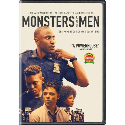 Monsters and Men (DVD)(2019)