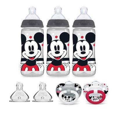NUK Disney Bottle & Pacifier Newborn Set