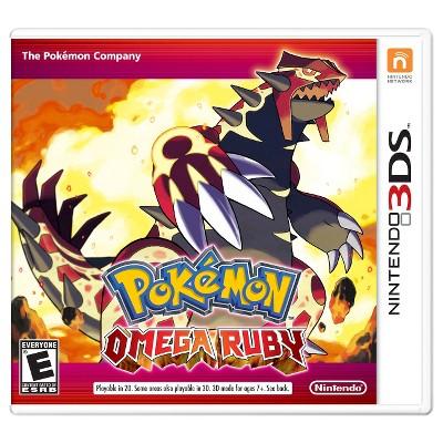 Pokémon: Omega Ruby - Nintendo 3DS