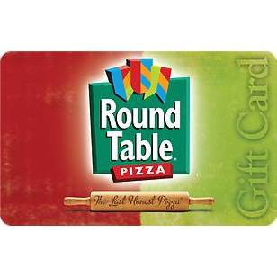 Round Table Pizza Gift Card (Email Delivery)