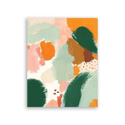 Clementine Kids Abstract Meadow Art