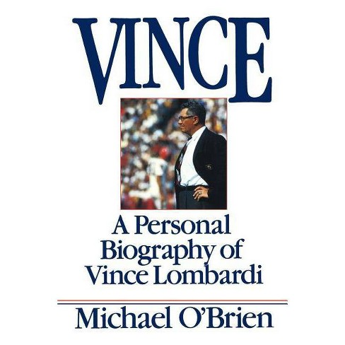 Vince - by  Michael O'Brien (Paperback) - image 1 of 1