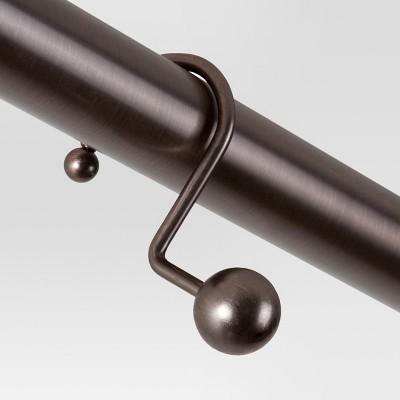 Orb Home Ball Shower Hooks Bronze - Threshold™