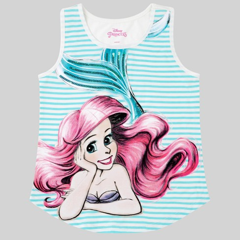 Girls' Ariel Tank Top - image 1 of 2