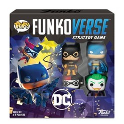 POP! Funkoverse Board Game: DC Comics #100 Base Set