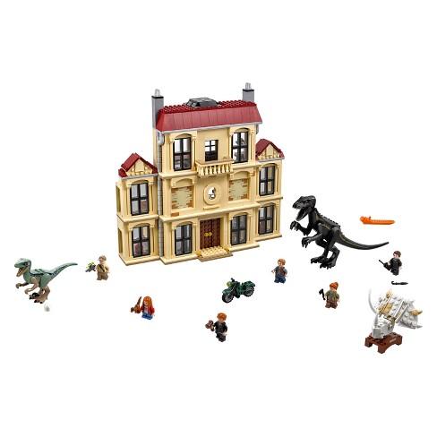 Jurassic Estate At Indoraptor Lockwood Rampage World 75930 Lego gfY6y7b