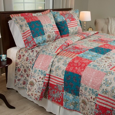Mallory Quilt Set - Yorkshire Home
