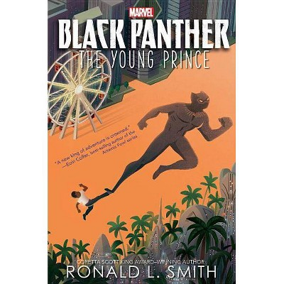 Young Prince -  (Marvel Black Panther) by Ronald L. Smith (Hardcover)