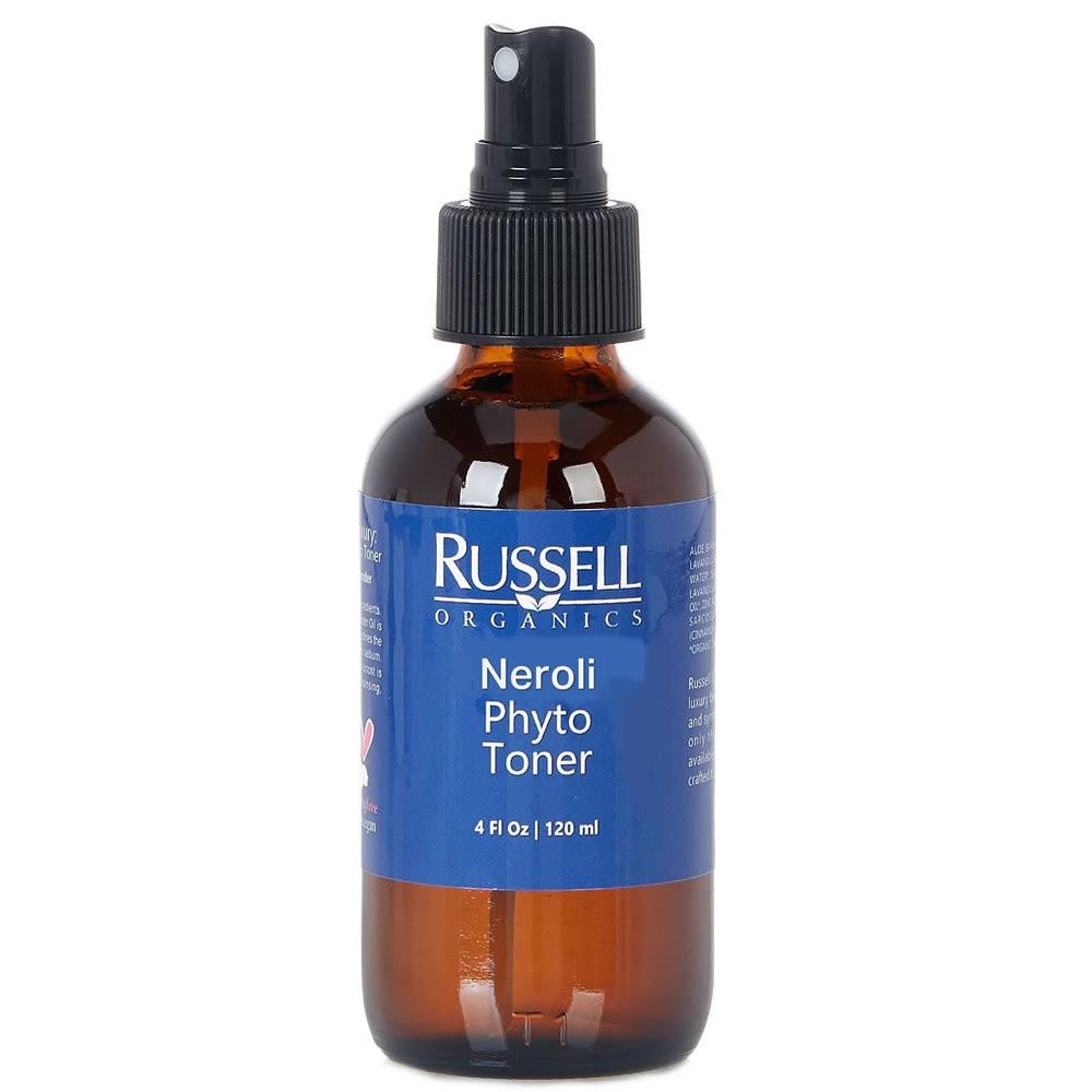 Russell Organics Neroli Phyto Toner - 4 fl oz