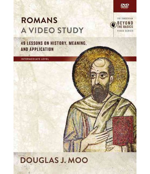 Romans : A Video Study; 49 Lessons on History, Meaning, and Application, Intermediate Level (Hardcover) - image 1 of 1