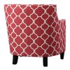 Deena Accent Chair Red - Picket House Furnishings - image 4 of 4
