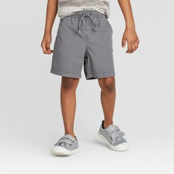 Toddler Boys' Pull-On Shorts - Cat & Jack™ Gray