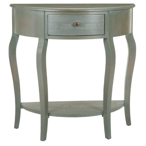 Raul Console Table Olive - Safavieh® - image 1 of 3
