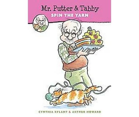 Mr. Putter and Tabby Spin the Yarn (Reprint) (Paperback) (Cynthia Rylant) - image 1 of 1