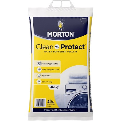 Check out Morton Water Softener Pellets - 40lbs - ShopYourWay