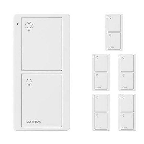 Lutron On/Off Switching Pico Remote for Caseta Smart Home Switch - image 1 of 2