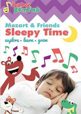 Baby Genius:Mozart & Friends Sleepy T (DVD)