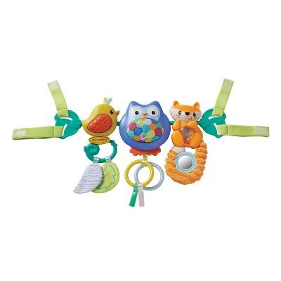 Infantino Go gaga! Musical Travel Bar Activity Toy