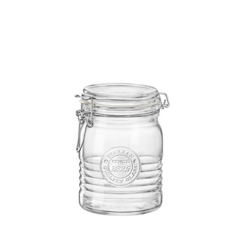 Bormioli Rocco Officina 1825 Jar with Metal Clamp - 25.25oz - image 1 of 4