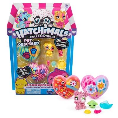 Hatchimals CollEGGtibles Pet Obsessed Pet Shop Blind Pack