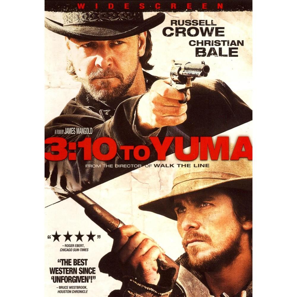 3 10 To Yuma Dvd