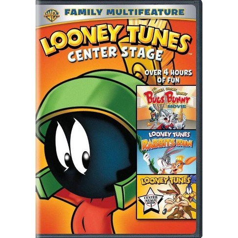 Looney Tunes: Rabbits Run / The Looney, Looney, Looney Bugs Bunny Movie / Looney Tunes Center Stage - image 1 of 1