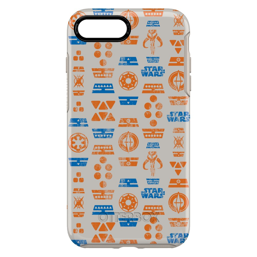 OtterBox Apple iPhone 8 Plus/7 Plus Solo: A Star Wars Story Symmetry Case - All or Nothing