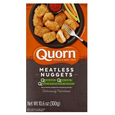 Quorn Frozen Meatless Nuggets - 10.6oz