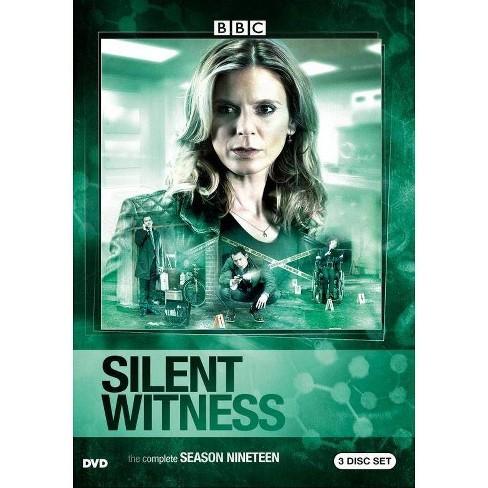 Silent Witness: Season 19 (DVD) - image 1 of 1