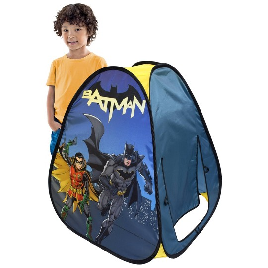 Adventure Play Batman Pop-Up Play Tent image number null