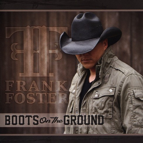 Frank foster - Boots on the ground (CD) - image 1 of 1