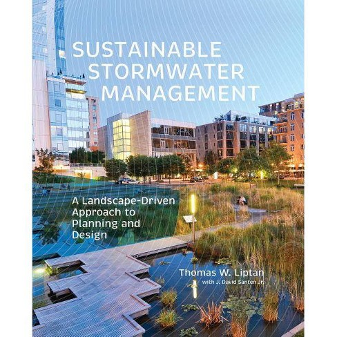 Sustainable Stormwater Management - by  Thomas W Liptan (Hardcover) - image 1 of 1