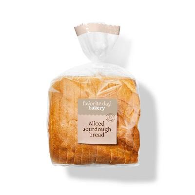 Sliced Sourdough Bread - 17oz - Favorite Day™