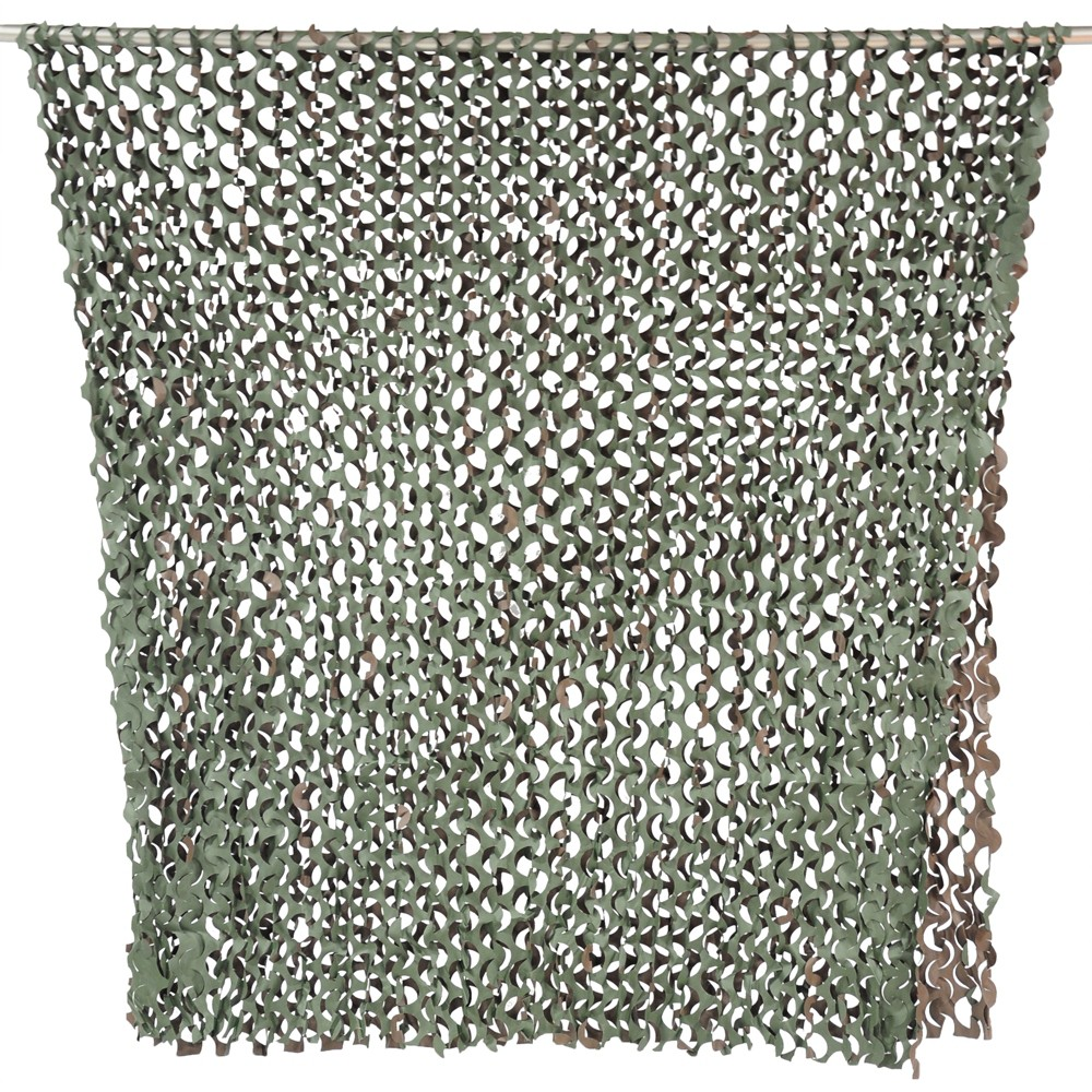 Image of 10'x10' Halloween Camo Net Green