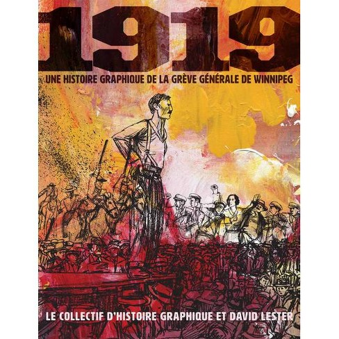 1919 - by  Graphic History Collective (Paperback) - image 1 of 1