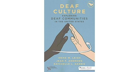 Deaf Culture : Exploring Communities in the United States (Paperback) (Ph.D. Irene W. Leigh) - image 1 of 1