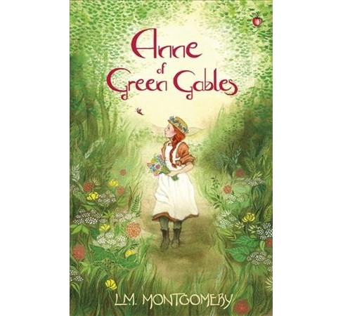 Anne of Green Gables -  by L. M. Montgomery (Paperback) - image 1 of 1