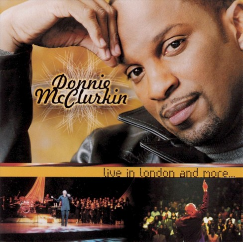 Donnie mcclurkin - Live in london and more (CD) - image 1 of 2