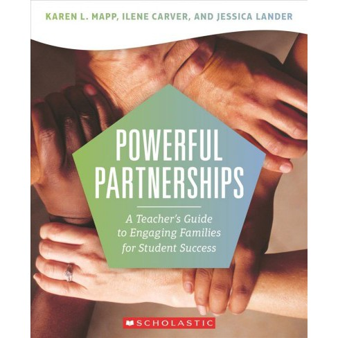 Powerful Partnerships : A Teacher's Guide to Engaging Families for Student Success -  (Paperback) - image 1 of 1