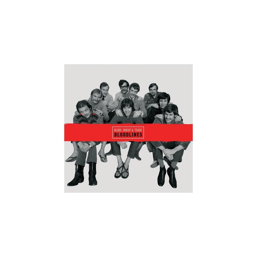 Sweat & Tears Blood - Bloodlines (CD)