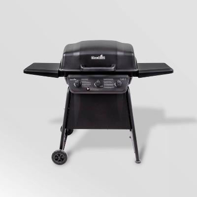 Char-Broil Classic 3-Burner 30,000 BTU Gas Grill 463773717 - Black