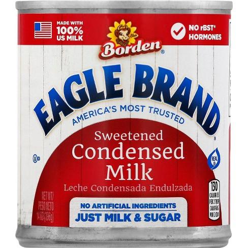 Borden Eagle Brand Sweetened Condensed Milk - 14oz - image 1 of 4