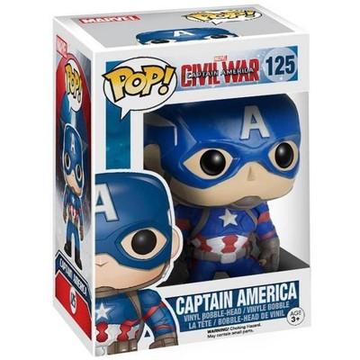 Funko Marvel Captain America: Civil War POP Vinyl Figure: Captain America