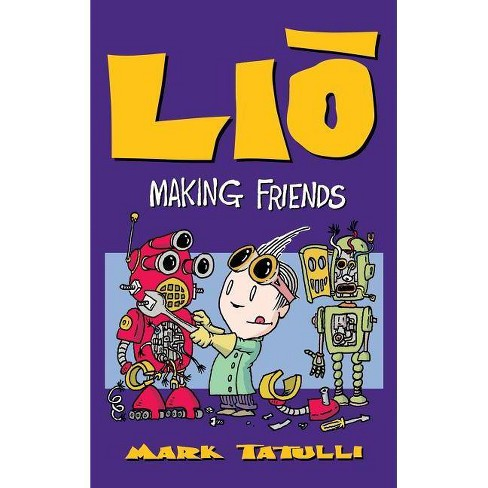 Lio - by  Mark Tatulli (Hardcover) - image 1 of 1