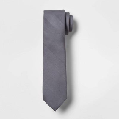 Men's Necktie - Goodfellow & Co™ Gray One Size