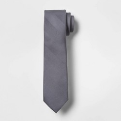 Men's Necktie - Goodfellow & Co™ Gray One Size