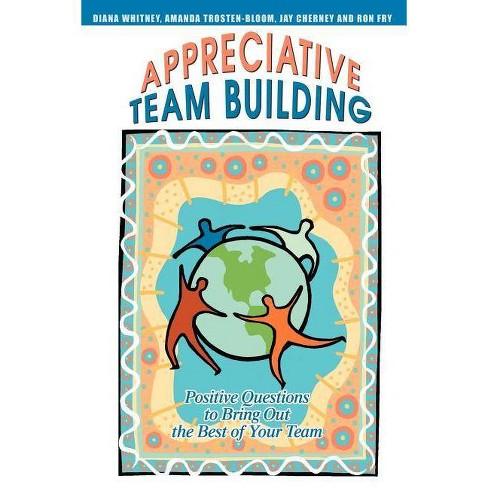 Appreciative Team Building - by  Jay Cherney (Paperback) - image 1 of 1