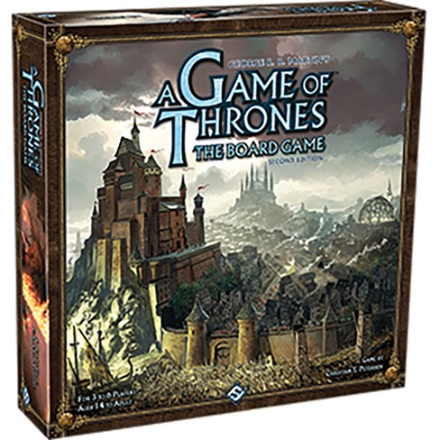 Fantasy Flight Games A Game of Thrones Board Game - image 1 of 2
