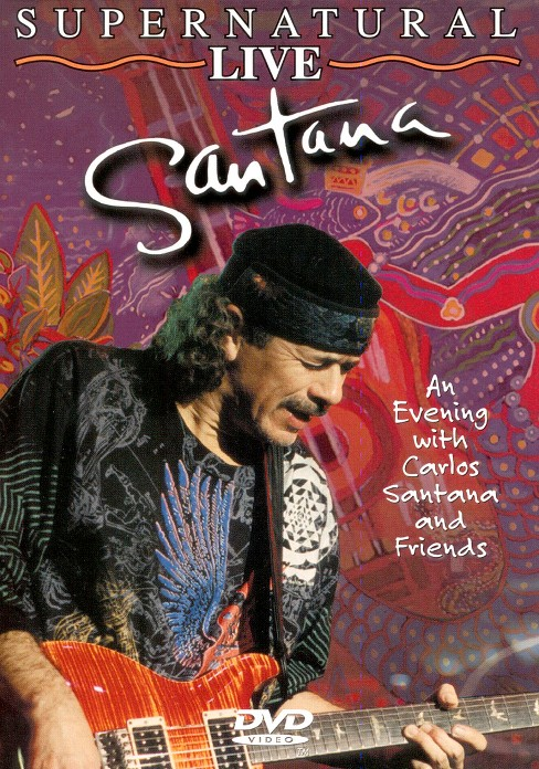 Santana: Supernatural Live - image 1 of 1